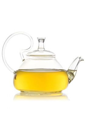 Elegant Clear Glass Teapot 600 ml Category