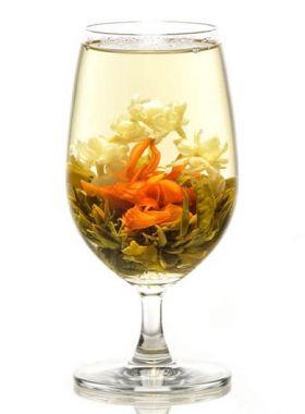 Family Happiness Flower Tea 1