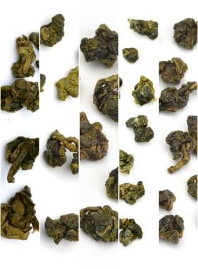 Featured Taiwan Oolong Tea Sample Assortment Category