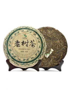 Fengqing Old Tree Raw Pu-erh Cake Tea 2013
