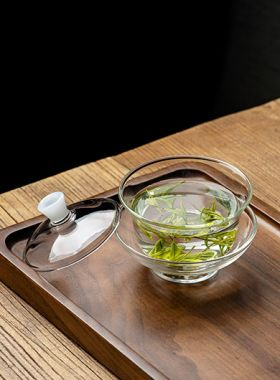 Gongfu Tea Clear Glass Gaiwan 100ml / 3.4oz Category