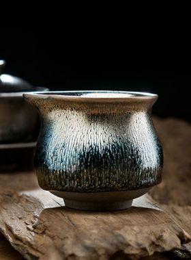 Handmade Jianyang Jianzhan Tea Pitcher