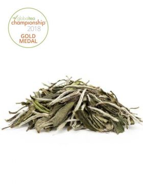 Organic White Peony (Bai MuDan) Tea 1