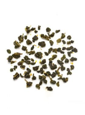 Taiwan Osmanthus Oolong Tea 01