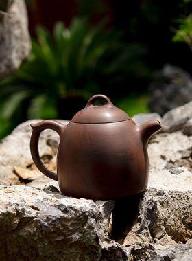 Handmade Qinzhou Nixing Pottery Teapot Qinquan
