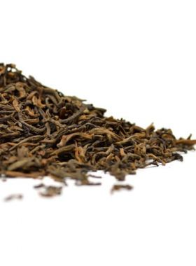 Ripened Aged Loose Pu-erh Tea 01
