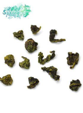 "Tie Guan Yin ""Iron Goddess"" Oolong Tea 1"