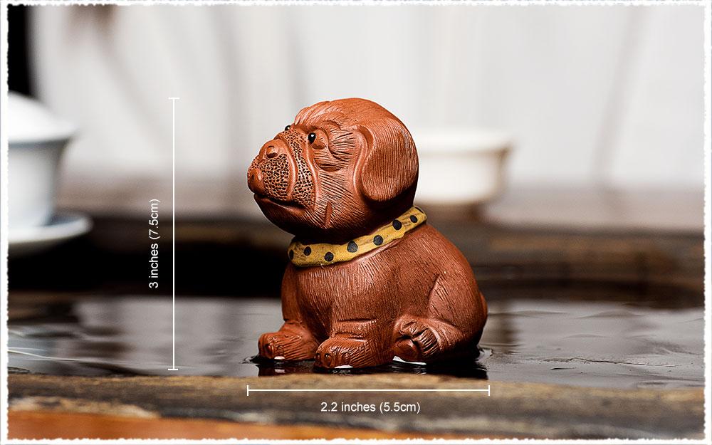 Shar-Pei Dog Dimensions